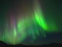 noorderlicht Dovrjefjell Noorwegen