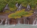 hraunfossar-ijsland