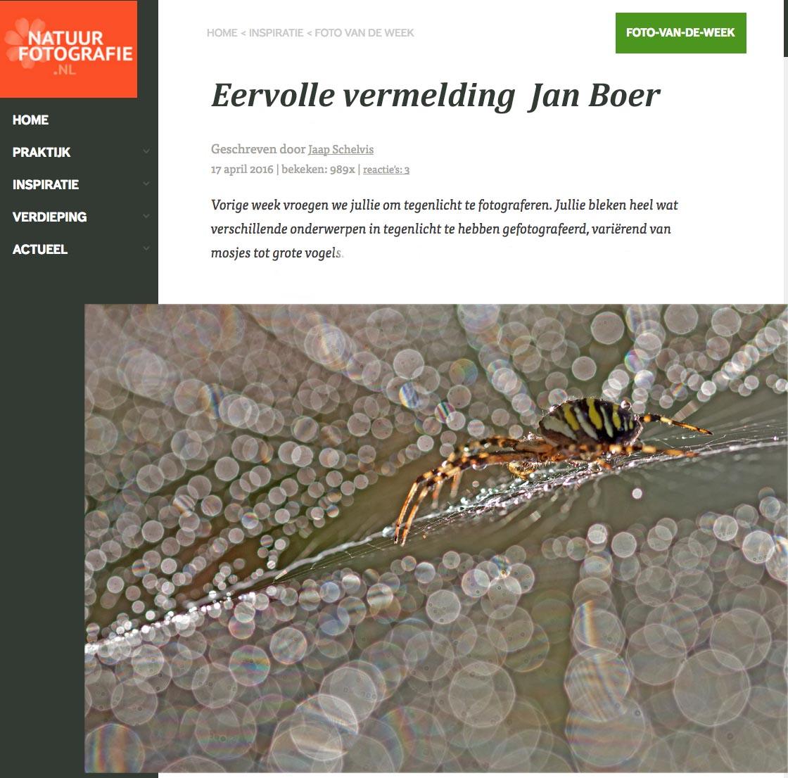 Jan Boer Webversie